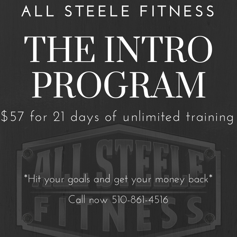 All Steele Fitness Intro