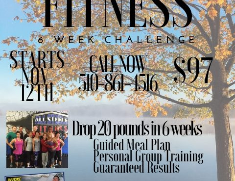Drop 20 pounds in 6 weeks