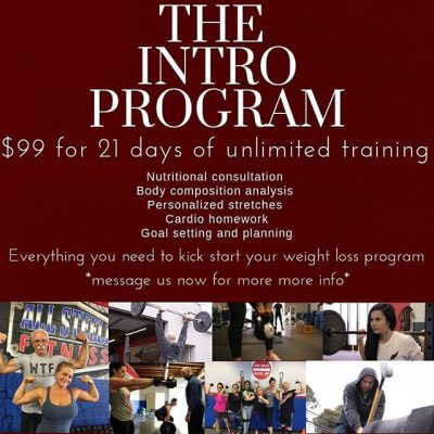 The Intro Program