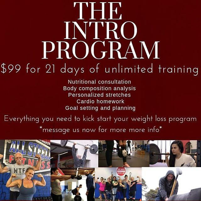The Intro Program